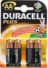 4 X duracell batteries AAA & AA BOGOF @£3.49 for 2 packs of 4 @tesco