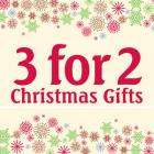 3 for 2 on Christmas Gifts at Whittard of Chelsea!