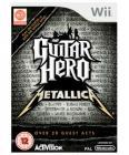 Metallica Guitar Hero - Wii - half price - £19.49 @ Argos