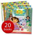 The Complete Dora the Explorer Collection (20 Books) £12.99 delivered @ The Book People