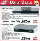 CPC - September Daily Deals 7 - DVD Recorder