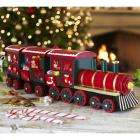 Wooden Advent Train was £49.99 now £34.99 @ Lakeland