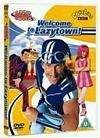 """Welcome to Lazy Town"" now available on Region 2 at the Hut"