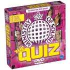 Ministry of Sound DVD Game The Quiz just £2.99 [rrp £19.99] nice filler item at Amazon!