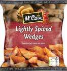 McCain Potato Lightly Spiced Wedges (750g) for 75p @ Sainsburys
