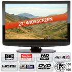 """UMC 22"""" HD Ready LCD TV with Freeview and DVD Player (Damaged Box) [£151.98 @ Big Pockets]"""