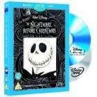 Nightmare Before Christmas DVD & Blu Ray Combi Pack £10.99 + Free Delivery @ HMV