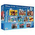 Disney Pixar 10 in a box puzzles... was £15 ... now £7.50 or £6 delivered with codes @ Debenhams
