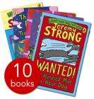 Jeremy Strong Collection (10 Books) £9.99 delivered @ The Book People (£8.99 with voucher)