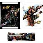 Mad Catz Xbox 360 Street Fighter IV Faceplate & Console Skinz Design 2 £9.95 delivered @ Amazon