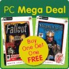 Fallout 1 + 2 + Tactics + Medieval II: Total War = £10 @ Play