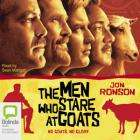FREE download of 'The Men Who Stare At Goats' (Book) by Jon Ronson. XFM/Audible