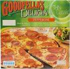 Goodfellas The Original Stonebaked Delicia Pepperoni Pizza £1 at lidl