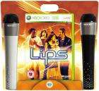 Lips with 2 Wireless Motion-Sensing Microphones (Xbox 360) PREOWNED £19.99 @ Game