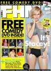 FHM 12 issues for £16 save 66% Cover Price: £3.90