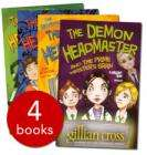 The Demon Headmaster Collection - 4 Books £5 @ The Book People