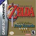 The Legend of Zelda: A Link to the Past / Four Swords (GBA) - £12.99 delivered !