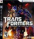 transformers revenge of the fallen ps3 with free transformers t-shirt £9.95 shopto.net