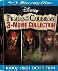 Pirates of the Caribbean Trilogy [Blu-ray] [2003]  - £23.95 delivered @ Amazon