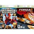 Xbox 360 » Marvel Ultimate Alliance/Forza 2 Double Pack (Xbox 360) Multiregion £9.95 + Free Delivery @ The Game Collection
