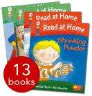 Read at Home Oxford Reading Tree - 61pence a book! 26 books for £15.99 @ The Book People