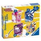 Lazytown puzzle  4 in a box £2.98 @ Amazon