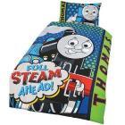 Thomas 'Full Steam Ahead' single duvet set  £6 instore @ BHS