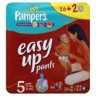 Pampers Easy Ups  sizes 4/5/6 BOGOF instore/online @ Sainsburys