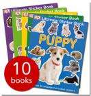 DK Ultimate Sticker Collection - 10 sticker books £8.99 delivered (using vouchers)  @ The Book People
