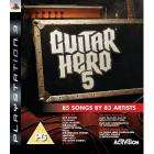 Guitar Hero 5 - PS3 - £25.98 Amazon