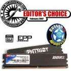 Patriot 2GB PC2-6400 C4 Extreme Performance (2x1GB) £34.00 Delivered