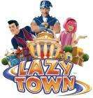 Lazytown hardback book with CD/DVD £1 @ Poundland