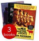 Picador Film Tie In Collection - Lovely Bones, The Road and The Men Who Stare At Goats £5.39 at BookPeople + 6% Quidco/TCB