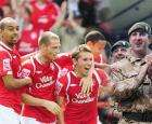 Nottingham Forest v Reading 16/01/2010  - £5.00 For serving Army, RAF, Navy and TA