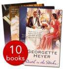 Georgette Heyer Detective Fiction Collection - 10 Books - £8.99 delivered @ The Book People
