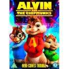 Alvin And The Chipmunks DVD £2.98 at Amazon