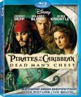 Pirates of the Caribbean - Dead Mans Chest Blu-ray £8.99 (also Bridge to Terabithia)