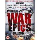 Essential War Epics Boxset - Days of Glory / Assembly / Overlord / Saints & Soldiers (4 discs) [DVD] from Amazon for £5.98