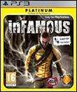Infamous Platinum PS3 £14.99 @ HMV