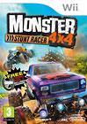 Monster 4x4 Stuntrace & Wheel Bundle Nintendo Wii £11.73 delivered @ The Hut