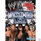 WWE WRESTLEMANIA 25TH ANNIVERSARY ANNUAL 2010 HARDBACK £1 @ ASDA