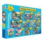 Thomas & friends 10 in a box puzzles... was £15 ... now £4.50 delivered or less with codes @ Debenhams