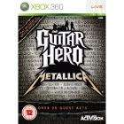 Guitar Hero Metallica Xbox 360 & Nintendo Wii £17.99 Delivered @ Amazon