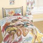 High School Musical Star dazzle single bed duvet set £4.80 delivered @ Debenhams ( codes used )
