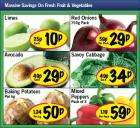 3 Mixed Peppers 59p a Pack @ Lidl
