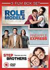 Role Models / Pineapple Express / Step Brothers Dvd Boxset £8.45@Zavvi