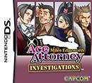Ace Attorney: Miles Edgeworth Investigates DS £17.99 @ HMV
