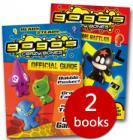 Go Go Crazy Bones set £2.50 @ Book People (with free In Night Garden Annual)