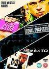 Fight Club/The Usual Suspects/Memento DVD Boxset £3 @ Tesco