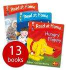 Buy one Read at Home collection (13 books) for £8.99 (with voucher) or choose both collections (26 books)  for £14.39 Save an incredible £88 @ The Book People